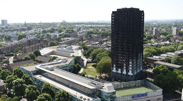 Reports on the Grenfell Tower disaster are being released (David Mirzoeff/PA)