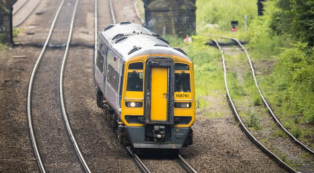 Public anger has soared over cancelled services (Danny Lawson/PA)