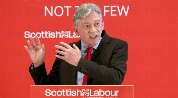 Richard Leonard predicted a snap general election as a result of Parliament's Brexit vote (Andrew Milligan/PA)