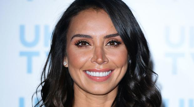 TV presenter Christine Lampard (Ian West/PA)