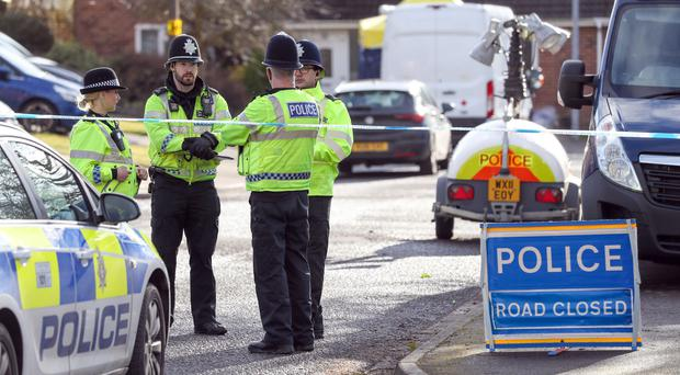 Wiltshire Police's response to the extraordinary attack will cost £7.5 million (Andrew Matthews/PA)
