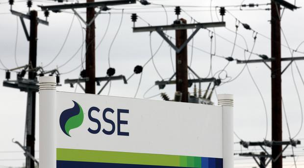 Big Six energy giant SSE has been ordered to pay £1 million for sending out inaccurate and misleading annual statements to 580,000 pre-payment meter customers (PA)