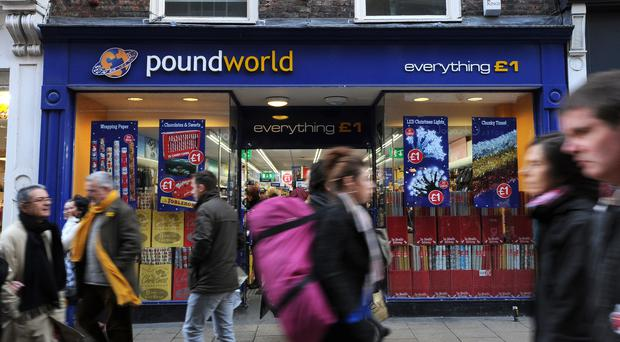 Poundworld is low on cash and is seeking a buyer (PA)