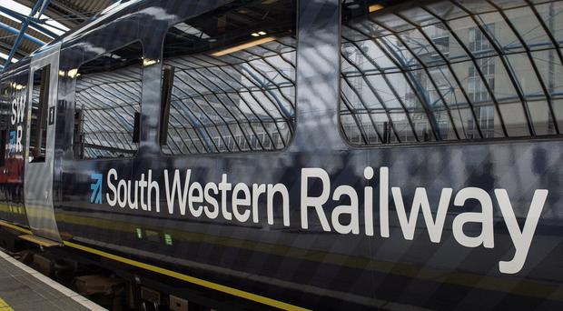 RMT general secretary Mick Cash blamed the industrial action on 'a total lack of goodwill' from South Western Railway (Victoria Jones/PA)