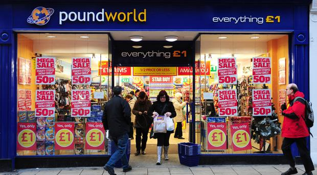 Thousands of jobs could be at risk at Poundworld (PA)