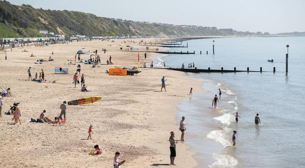 Summer is likely to be warmer than average, the Met Office has said (Andrew Matthews/PA)