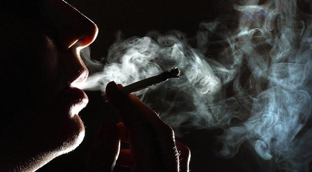 A study found that 71% of students have not taken illicit drugs (Danny Lawson/PA)
