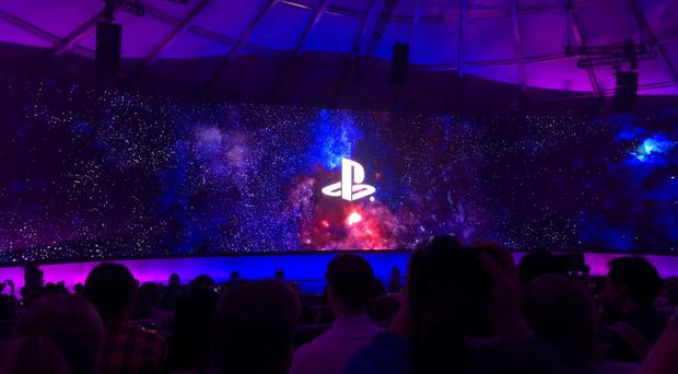Sony held at a special event ahead of the opening of E3 (Martyn Landi/PA)