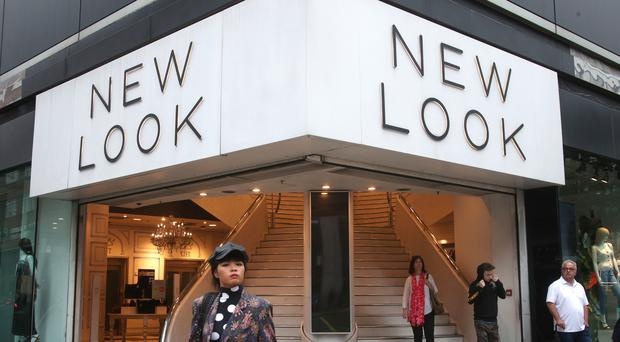 New Look has been shutting stores and cutting jobs (Yui Mok/PA)