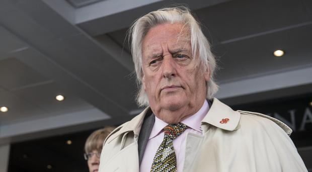 Michael Mansfield after the first preliminary hearing in the Grenfell Tower public inquiry (Victoria Jones/PA)