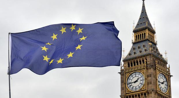 SNP politicians were outraged at the lack of debate in the Commons about how the EU Withdrawal Bill will impact on devolution (Victoria Jones/PA)