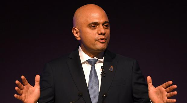Home Secretary Sajid Javid has been urged to set up a fund to help victims of the Windrush scandal (Joe Giddens/PA)