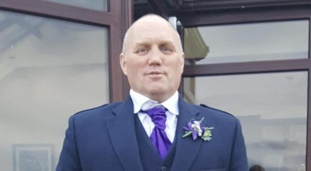 Mark Allan died two weeks after a crash he was involved in on the A836 between Thurso and Forss in Caithness (Family handout/Police Scotland/PA)