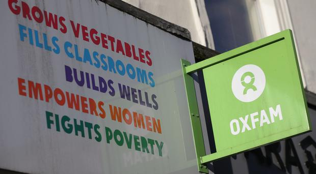 Oxfam GB has been banned from operating in Haiti (Yui Mok/PA)