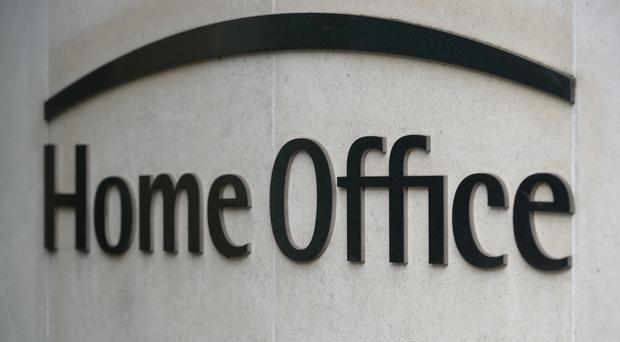 The Home Office has published the latest figures on terror-related arrests (Kirsty O'Connor/PA)