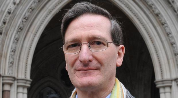 Dominic Grieve was accused of 'supping with the devil' (Stefan Rousseau/PA)