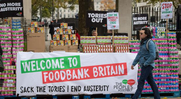 The National Audit Office said Universal Credit cost more to administer than the previous system (Dominic Lipinski/PA)