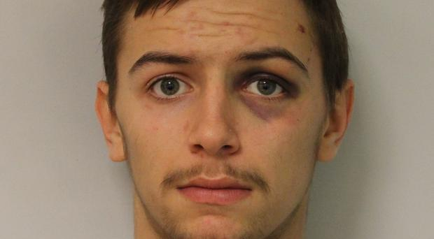 Nathan Gilmaney was convicted of murder at the Old Bailey (Scotland Yard/PA)