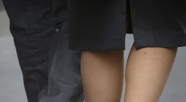 Theresa May told Cabinet that upskirting was 'an invasion of privacy' (Philip Toscano/PA)