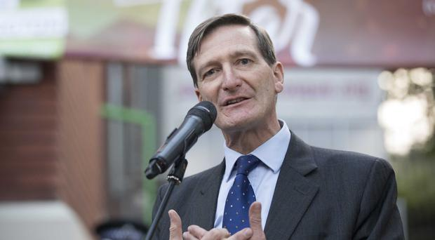 Dominic Grieve says he hopes a sensible compromise is still possible (Rick Findler/PA)