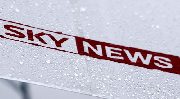 The future of Sky News has been put in focus amid bids for the wider group by 21st Century Fox (PA)