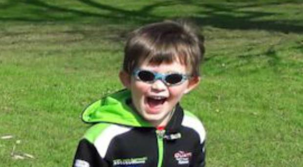 Leo Tompsett was described as 'our brightest star' (Sussex Police/PA)