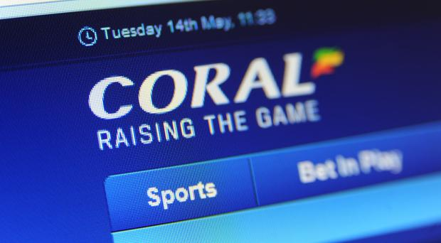 Coral was banned from using ads with images likely to be of particular appeal to children (Joe Giddens/PA)