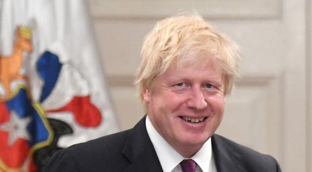Foreign Secretary Boris Johnson says the UK will remain in the UN Human Rights Council despite the withdrawal of the US (Stefan Rousseau/A)