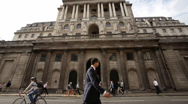 The report suggests moving some Bank of England business out of London (PA)