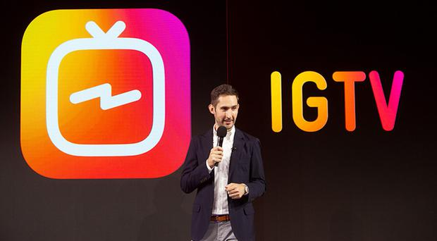 The announcement appears to be an attempt to rival the likes of YouTube as a long-form video platform (Instagram)