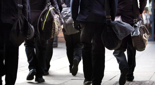 "The Ofsted chief inspector is warning that the place of smartphones in schools is ""dubious at best"" (David Jones/PA)"