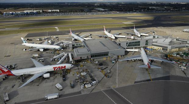 MPs are to vote on Heathrow expansion (Hannah McKay/PA)