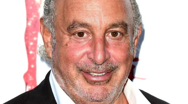 Sir Philip Green has launched a High Court bid to stop 'criticisms' of him and his firm from being made public by the accountancy watchdog (Ian West/PA)