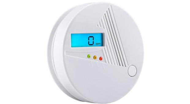 The Topolek GEHS007AW carbon monoxide alarm. (Which?/PA)