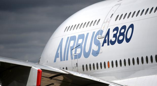 Airbus has warned that a 'no deal' Brexit could threaten its future in the UK (Andrew Matthews/PA)