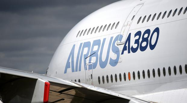 "Airbus warned it could pull out of the UK with the loss of thousands of jobs in the event of a ""no-deal"" Brexit (Andrew Matthews/PA)"