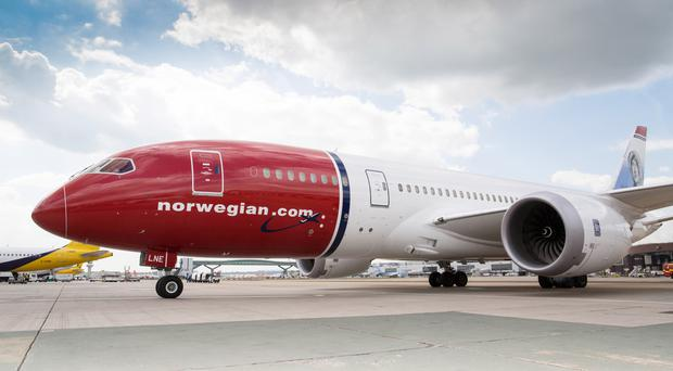 648824430f44 Norwegian is also increasing the frequency of its Buenos Aires flights  (Norwegian Air Shuttle