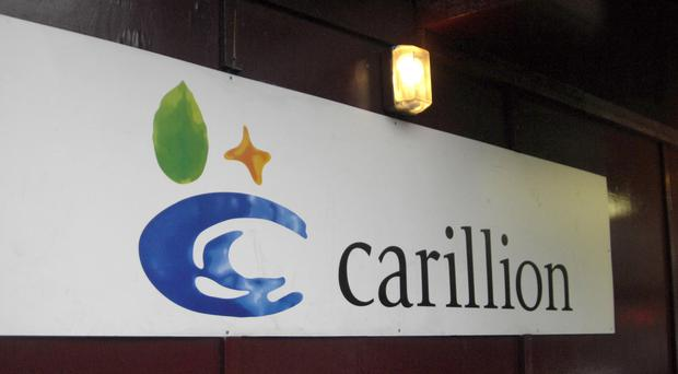 Carillion bosses could be slapped with contribution notices (PA)