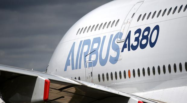 Airbus warned it could pull out of the UK with the loss of thousands of jobs (PA)