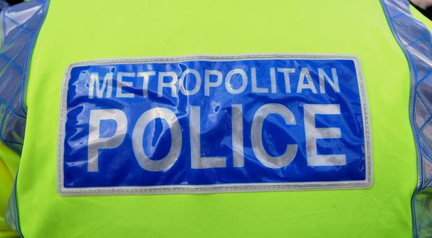 Metropolitan Police are investigating the stabbing (Nick Ansell/PA)