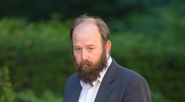 Theresa May's former chief of staff Nick Timothy, who has said Britain must 'toughen up' over Brexit (Dominic Lipinski/PA)