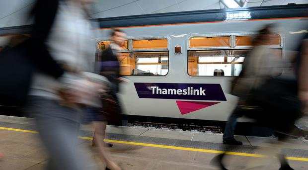 Passengers using Thameslink have suffered delays and cancellations since a new timetable was introduced (Andrew Matthews/PA)