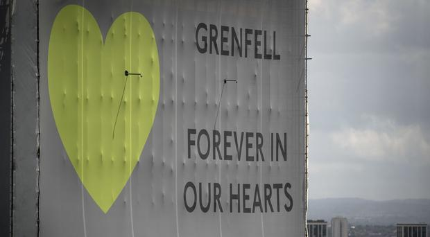 The Grenfell blaze claimed 72 lives (Victoria Jones/PA)