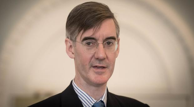 Jacob Rees-Mogg has prompted a backlash over his latest Brexit intervention (Stefan Rousseau/PA)