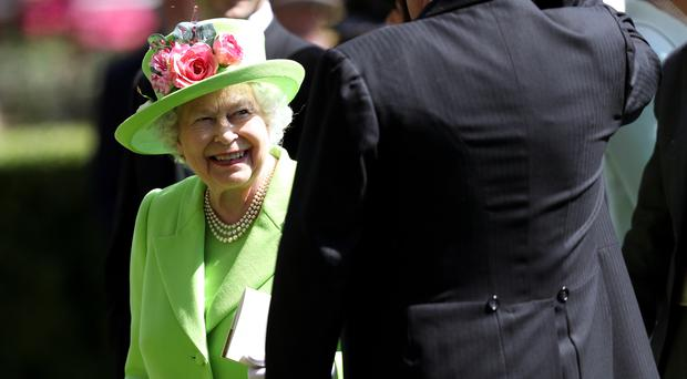 The Queen stays in Edinburgh during Holyrood Week (Steve Parsons/PA)
