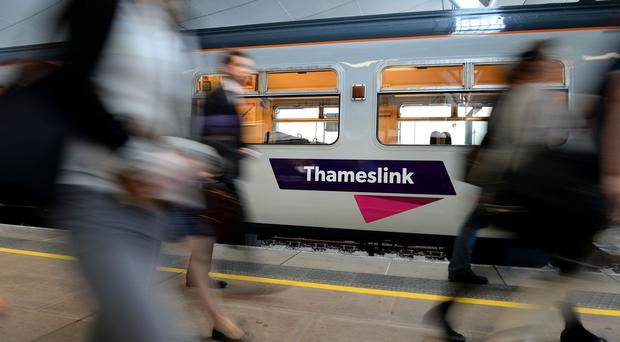 Thameslink and Great Northern have apologised to passengers (Andrew Matthews/PA)