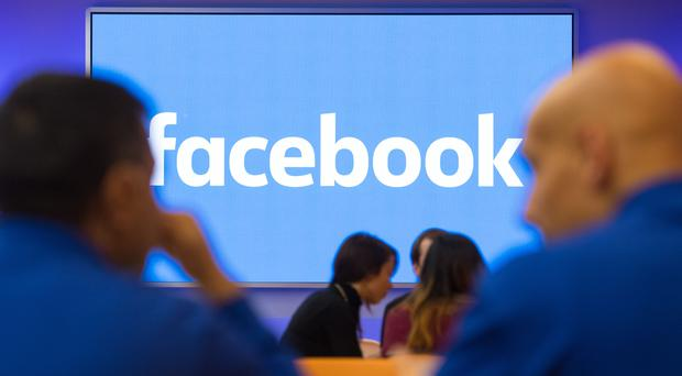 Facebook has apologised after a bug temporarily unblocked people that users had blocked (Dominic Lipinski/PA)