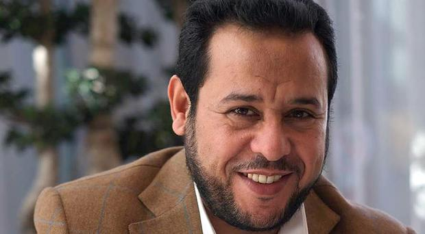 Addul Hakim Belhaj, who has won a Supreme Court ruling over secret hearings (Cori Crider/Reprieve)