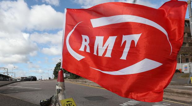 Workers on Arriva Rail North will stage a fresh strike later this month, the RMT said (PA)