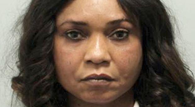 Josephine Iyamu has been found guilty of trafficking five Nigerian women to Germany to work as prostitutes (NCA/PA)